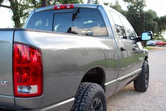 2006 Dodge Ram 2500 SLT Big Horn Quad Cab 2WD 5.9L Cummins Diesel 6 Speed Manual Sealy, Texas 10