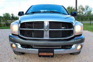2006 Dodge Ram 2500 SLT Big Horn Quad Cab 2WD 5.9L Cummins Diesel 6 Speed Manual Sealy, Texas 13