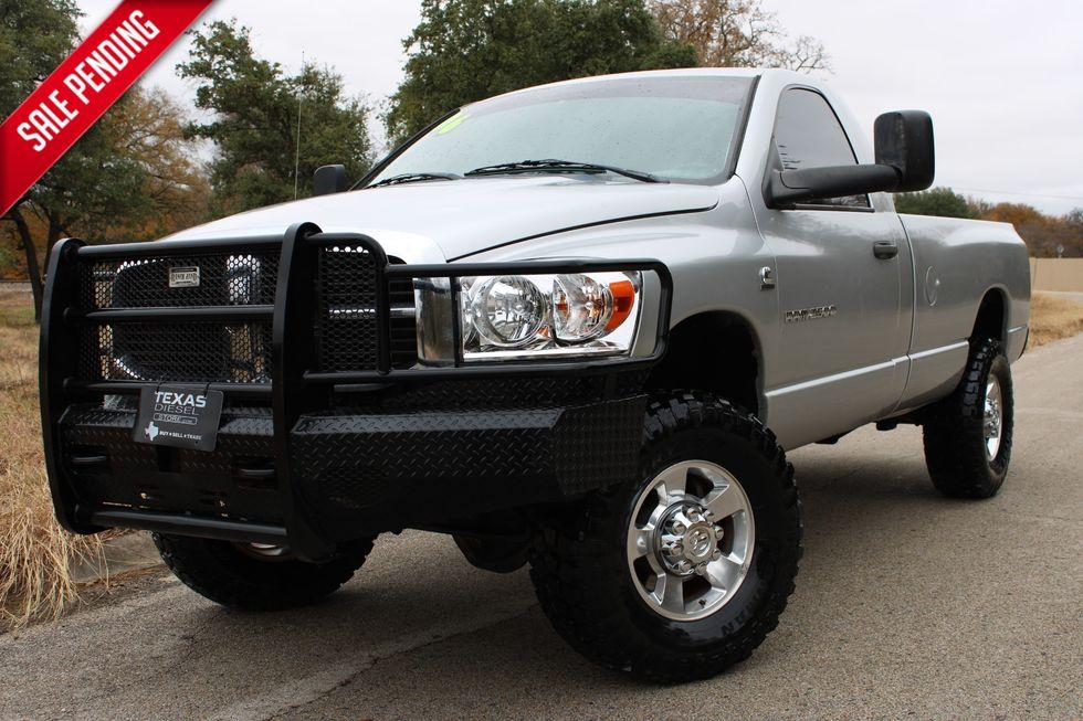 Texas Diesel Store >> 2006 Dodge Ram 2500 Slt 4x4 Temple Tx Texas Diesel Store Com