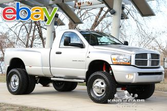 2006 Dodge Ram 3500 5.9 CUMMINS SPORT 4X4 RARE SLT ONLY 18K MILES!! in Woodbury New Jersey, 08096
