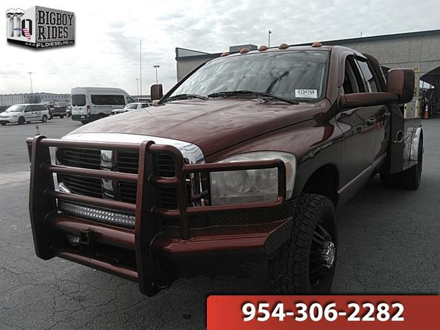 2006 Dodge Ram 3500 SLT in FORT LAUDERDALE FL, 33309