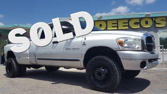2006 Dodge Ram 3500 SLT 4x4 5.9L Cummins Diesel **ON SALE** in Fort Pierce FL, 34982