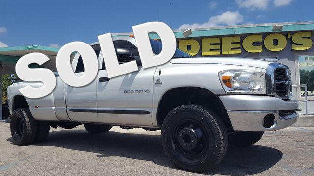 2006 Dodge Ram 3500 SLT 4x4 5.9L Cummins Diesel **ON SALE**