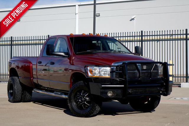 2006 Dodge Ram 3500 SLT*5.9 DIESEL*DRW 4x4* Rare Bird** | Plano, TX | Carrick's Autos in Plano TX