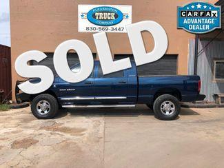 2006 Dodge Ram 3500 Laramie   Pleasanton, TX   Pleasanton Truck Company in Pleasanton TX