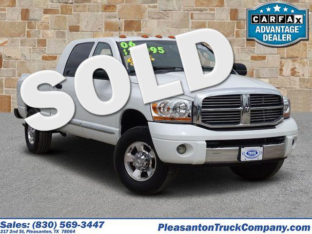 2006 Dodge Ram 3500 Laramie | Pleasanton, TX | Pleasanton Truck Company in Pleasanton TX