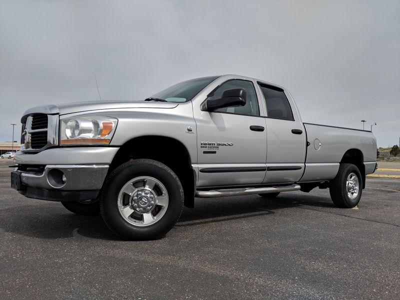 2006 Dodge Ram 3500 SLT  Fultons Used Cars Inc  in , Colorado