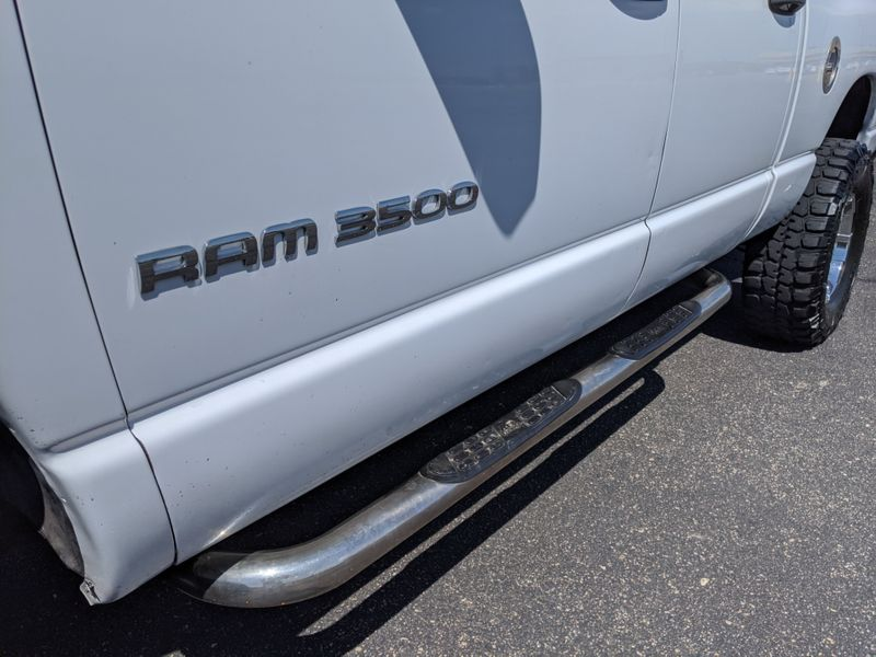 2006 Dodge Ram 3500 SLT Quad Cab 4X4 59L Diesel  Fultons Used Cars Inc  in , Colorado