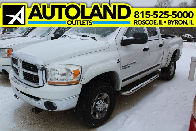 2006 Dodge Ram 3500 SLT in Roscoe IL, 61073