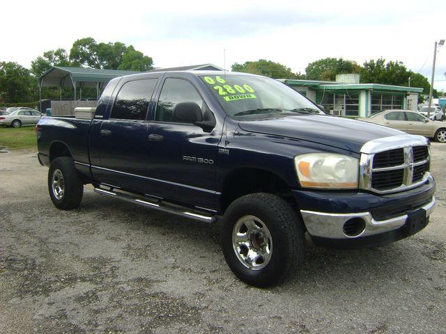 2006 Dodge Ram MEGA CAB SLT in Fort Pierce, FL 34982