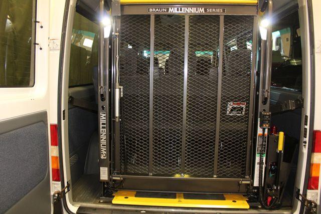 2006 Dodge Sprinter Wagon Cargo lift wheelchair lift in Roscoe IL, 61073