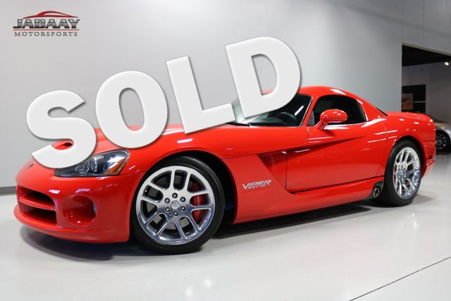 2006 Dodge Viper SRT10 Merrillville, Indiana 0