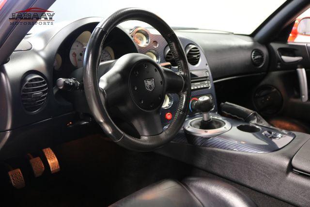 2006 Dodge Viper SRT10 Merrillville, Indiana 9