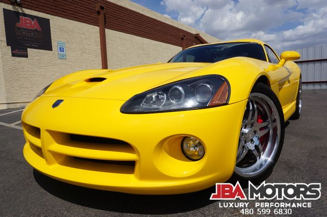 2006 Dodge Viper SRT10 Supercharger SRT-10 Coupe CCW Wheels 670WHP | MESA, AZ | JBA MOTORS in Mesa AZ