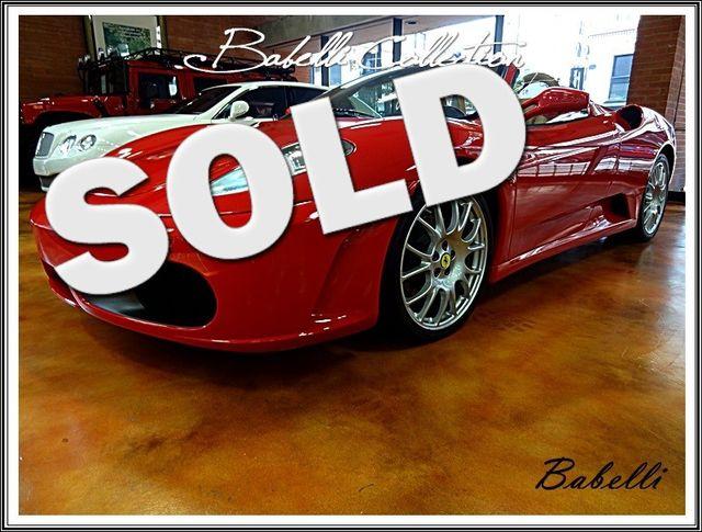 2006 Ferrari F430 Spider La Jolla, California 0