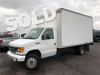 2006 Ford E-350SD Base 1 Ton Utility Cargo Box Truck 14K LOW MILE... | Canton, Ohio | Ohio Auto Warehouse LLC in Canton Ohio