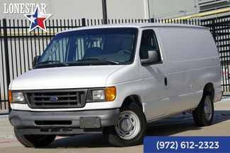 2006 Ford E150 Cargo Van Econoline Clean Carfax One Owner in Plano Texas, 75093
