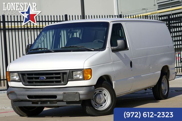 2006 Ford E150 Cargo Van Econoline Clean Carfax One Owner