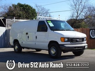 2006 Ford E350 CARGO VAN E350 SUPER DUTY VAN in Austin, TX 78745