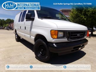 2006 Ford Econoline Cargo Van Partition & Cabinets/ Shelves in Carrollton, TX 75006