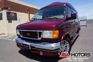 2006 Ford Econoline Cargo Van Recreational E-150 Sherrod High Top Conversion Van | MESA, AZ | JBA MOTORS in Mesa AZ