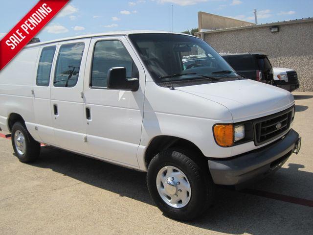 2006 Ford E250 Cargo Van, Racks/Bins 1 Owner, Low Miles
