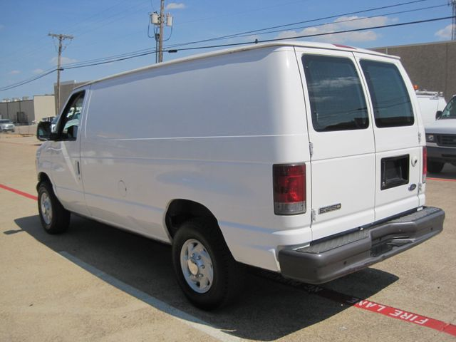 2006 Ford E250 Cargo Van, Racks/Bins 1 Owner, Low Miles in Plano Texas, 75074