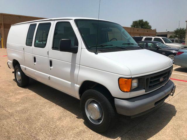 2006 Ford E250 Cargo Van, Racks/Bins, 1Owner, Low Miles