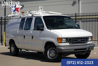 2006 Ford E250 Cargo Van One Owner Clean Carfax in Plano, Texas 75093