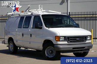 2006 Ford E250 Cargo Van One Owner Clean Carfax in Plano Texas, 75093