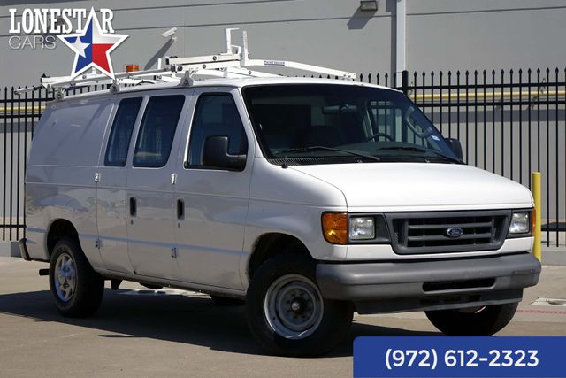 2006 Ford E250 Cargo Van One Owner Clean Carfax