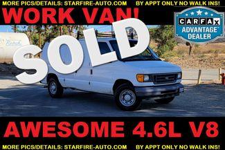 2006 Ford Econoline Cargo Van in Santa Clarita, CA 91390