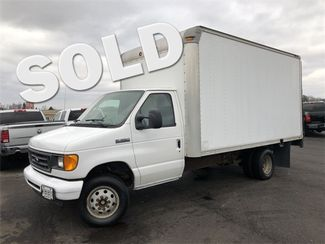 2006 Ford E-350SD Base 1 Ton Utility Cargo Box Truck 14K LOW MILE... | Canton, Ohio | Ohio Auto Warehouse LLC in Canton Ohio