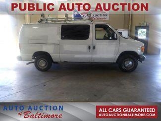 2006 Ford ECONOLINE E250  | JOPPA, MD | Auto Auction of Baltimore  in Joppa MD