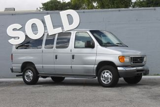 2006 Ford Econoline Wagon XLT Hollywood, Florida