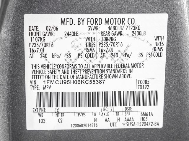 2006 Ford Escape Hybrid Burbank, CA 33