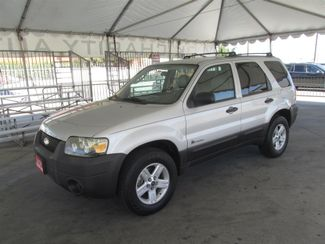 2006 Ford Escape Hybrid Gardena, California