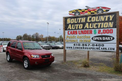 2006 Ford Escape Hybrid in Harwood, MD