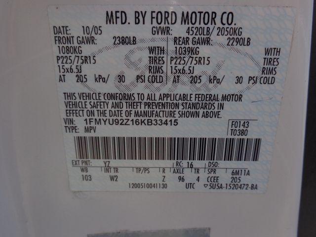 2006 Ford Escape XLS Hoosick Falls, New York 7