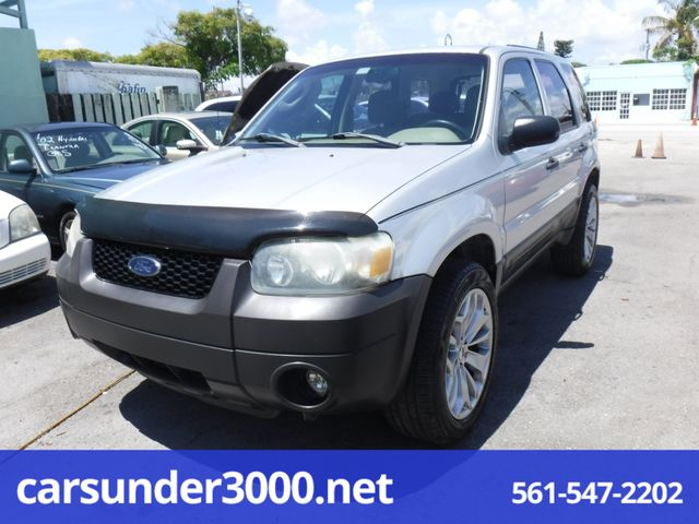 2006 Ford Escape XLS Lake Worth , Florida 2