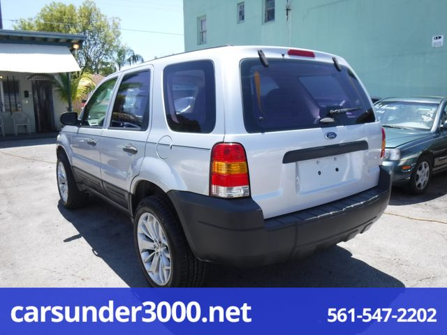 2006 Ford Escape XLS Lake Worth , Florida 3