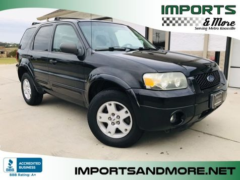 2006 Ford Escape Limited 4WD in Lenoir City, TN