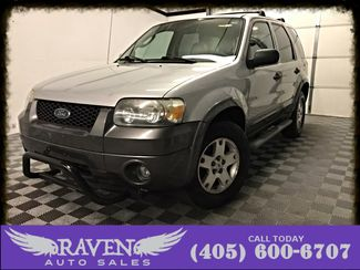 2006 Ford Escape XLT Leather 4wd  city Oklahoma  Raven Auto Sales  in Oklahoma City, Oklahoma