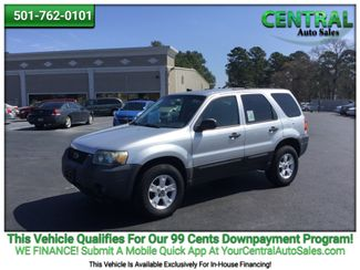 2006 Ford ESCAPE/PW  | Hot Springs, AR | Central Auto Sales in Hot Springs AR
