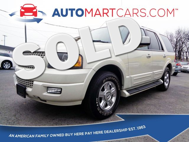 2006 Ford Expedition Limited | Nashville, Tennessee | Auto Mart Used Cars Inc. in Nashville Tennessee