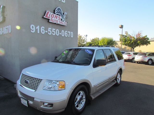 2006 Ford Expedition Eddie Bauer Very Clean