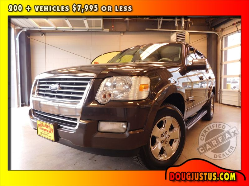 2006 Ford Explorer Limited  city TN  Doug Justus Auto Center Inc  in Airport Motor Mile ( Metro Knoxville ), TN