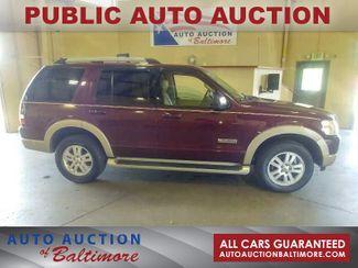 2006 Ford Explorer Eddie Bauer   JOPPA, MD   Auto Auction of Baltimore  in Joppa MD