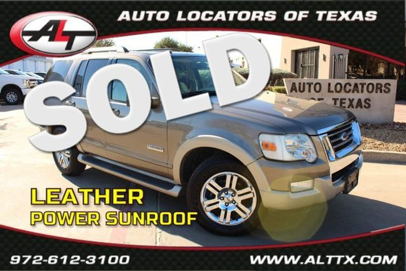 2006 Ford Explorer Eddie Bauer | Plano, TX | Consign My Vehicle in Plano TX