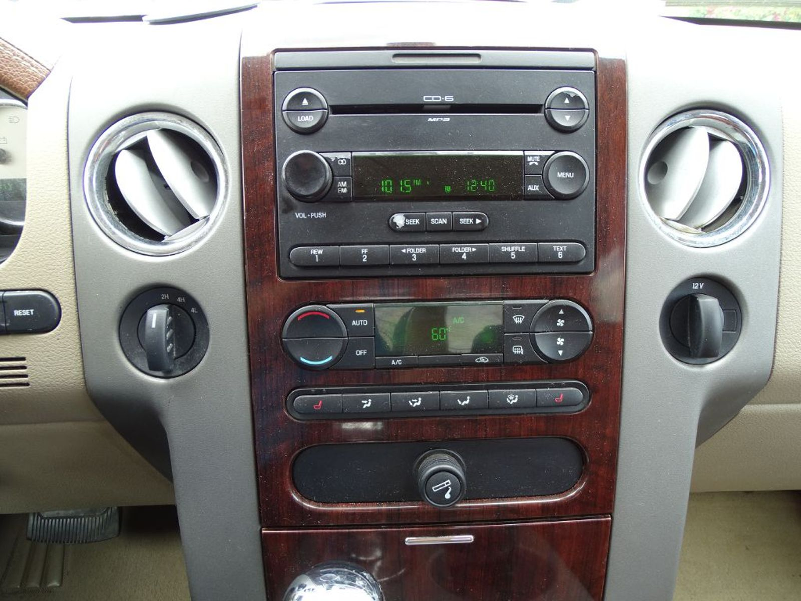 2006 Ford F 150 King Ranch In Austin Tx